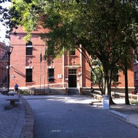 Photo taken at Universidade Presbiteriana Mackenzie by Ailton A. on 8/10/2012