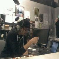 Photo taken at WRFL-FM Studios by Amelia S. on 1/17/2012