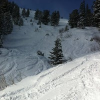 Photo taken at Solitude Mountain Resort by Robbie R. on 3/2/2012