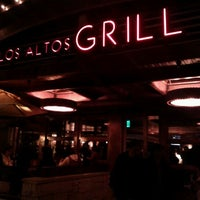 Photo taken at Los Altos Grill by Rick B. on 1/16/2011