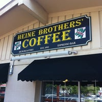 Photo taken at Heine Brothers' Coffee by Frank K. on 5/5/2011