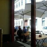 Photo taken at Gostilnica XXl by Dino Z. on 9/6/2011