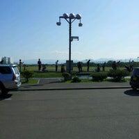 Photo taken at 豊平川雁来健康公園ショートコース by Tetsuya H. on 6/3/2012
