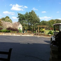 Photo taken at Deer Creek Country Club & Golf Course by Amie W. on 10/8/2011