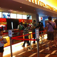 Photo taken at MBO Cinemas by Adric T. on 6/26/2011