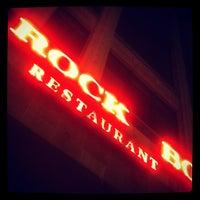 Photo taken at Rock Bottom Restaurant & Brewery by Sean M. on 7/30/2012