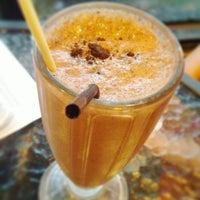 Photo taken at Coklat Cafe by setiadi on 1/10/2011