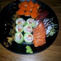 Foto tirada no(a) Kawa Sushi | 川 por Bruno C. em 12/19/2011