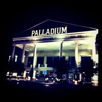 Photo taken at Santikos Palladium IMAX by Ronin R. on 12/22/2010