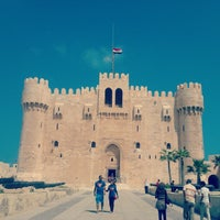 Photo taken at Citadel of Qaitbay by Ahmed B. on 9/8/2012
