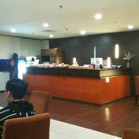 Photo taken at Lounge BINUS University by Aditya S. on 7/18/2011