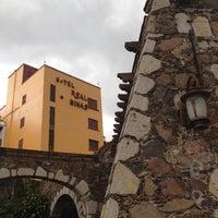 Foto tomada en Hotel Real de Minas por Pepe T. el 7/13/2012
