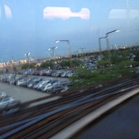 Photo taken at O'Hare - Economy Parking Lot E by Rev &. on 6/15/2012