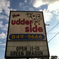 Photo taken at The Udder Side by Mike A. on 5/30/2012