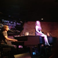 Photo taken at Rockeys Dueling Piano Bar by Amanda E. on 4/30/2012