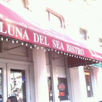 Photo taken at Luna Del Sea Steak and Seafood Bistro by Paul on 9/7/2012