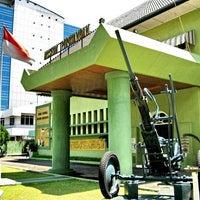 Photo taken at Museum Perjuangan TNI by Fandra N. on 4/24/2012