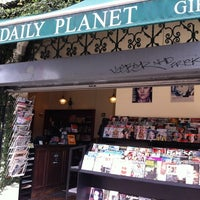Photo taken at The Daily Planet by Tony B. on 9/5/2011