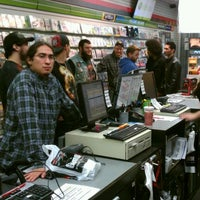Photo taken at GameStop by Kimberly H. on 3/20/2012