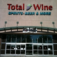 Photo taken at Total Wine & More by Luisiana G. on 7/23/2011