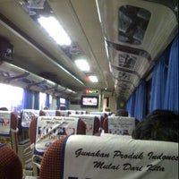 Photo taken at Kereta Api Argo Parahyangan by Andrew F. on 8/18/2011