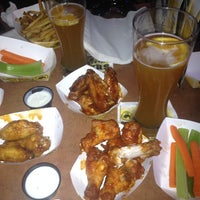 Photo taken at Buffalo Wild Wings by Carlos C. on 7/13/2012