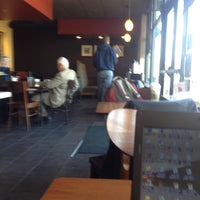 Photo taken at Starbucks by Peter B. on 3/27/2012