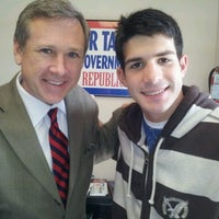 Photo taken at Lake County Republican Federation by Marianne B. on 11/5/2011