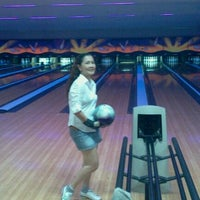 Photo taken at Lanna Bowling - Chiang Mai by N@zz¥ £ar on 10/1/2011