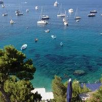 Foto scattata a Marina Piccola di Capri da Dave G. il 7/8/2012