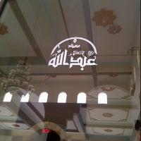 Photo taken at Masjid Abdullah by rulli d. on 12/24/2011