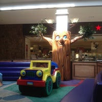 Photo taken at Enchanted Forest Play Area by Allison J. on 5/26/2012