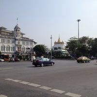 Photo taken at Phan Fa Lilat Bridge by AONGKUNG on 2/11/2012