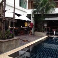 Photo taken at Sunshine Hotel & Residences by Kenyon M. on 8/19/2012