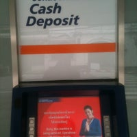 Photo taken at Bangkok Bank by Saran Y. on 6/2/2012