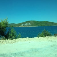 Photo taken at Milas - Bodrum Yolu by Zeynep Melis G. on 8/29/2012