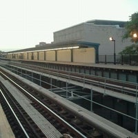Photo taken at MTA Subway - Rockaway Ave (3) by The Official Khalis on 8/16/2011