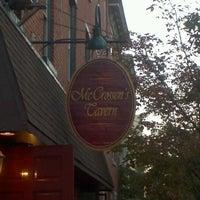 Photo taken at McCrossen's Tavern by PCTech13 on 10/8/2011