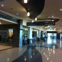 Photo taken at Rick Husband Amarillo International Airport (AMA) by Sean M. on 7/31/2011