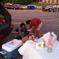 Photo taken at ISU Alumni Center by Tyler B. on 9/10/2011