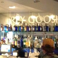 Photo taken at Grey Goose Martini Lounge by Kelly W. on 5/12/2012