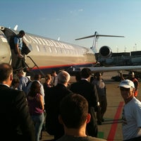 Photo taken at Concourse F by Dirk B. on 8/11/2011