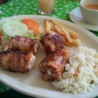 "Photo taken at Restaurant Bar ""La Pasadita"" by Apo M. on 4/14/2012"