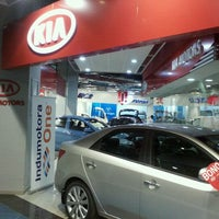 Photo taken at Kia Motors by linker m. on 11/10/2011
