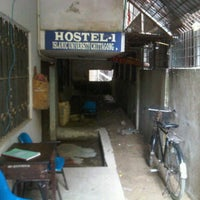 Photo taken at IIUC hostel no. 01 by ratan p. on 4/24/2011