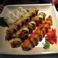 Photo taken at Amura Japanese Restaurant by Markus E. on 3/27/2011