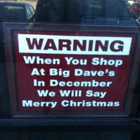 Photo taken at Big Dave's Deli by CorriSue on 12/24/2011