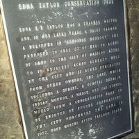 Photo taken at Edina Taylor Cons Park by Thomas K. on 1/8/2012