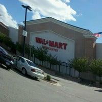 Photo taken at Walmart Supercenter by Tiffanie W. on 9/4/2011