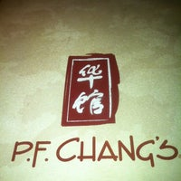 Photo taken at P.F. Chang's by Luke R. on 6/5/2012